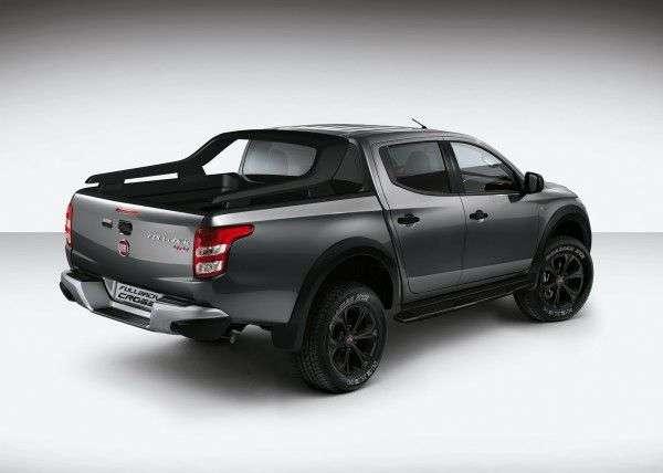 Спецверсія пікапа Fiat Fullback Cross отримала офіційний цінник
