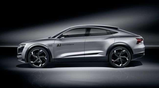 У Франкфурті відбулася премєра нового кросовера Audi Elain