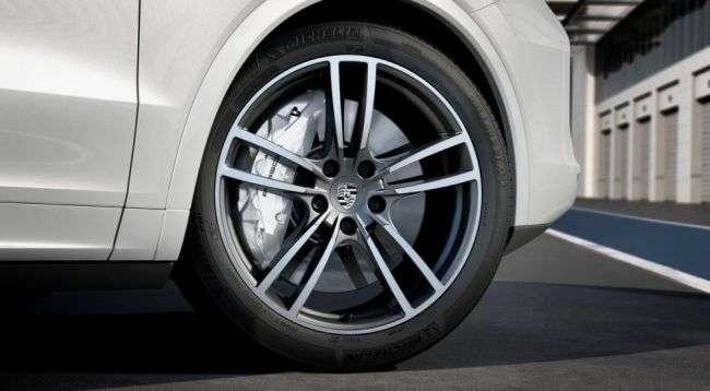 Porsche розсекретила топ-модифікацію нового Porsche Cayenne