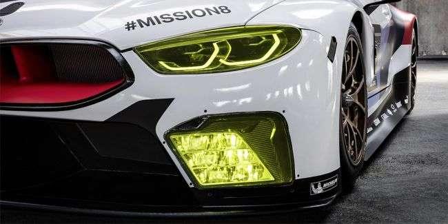 «BMW» привезла до Франкфурту нове гоночне купе «8-Series»