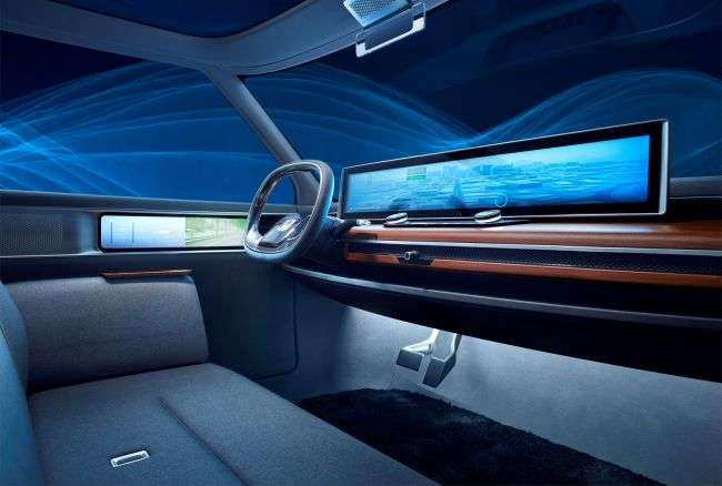 У Франкфурті представили електрокар Honda Urban EV Concept