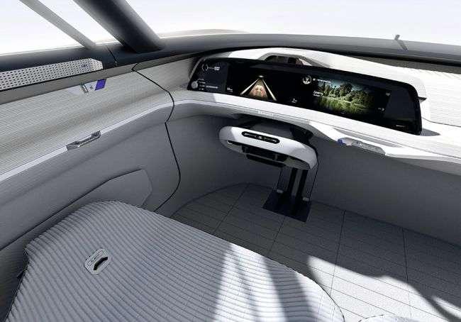 Renault представив у Франкфурті концепт Renault Symbioz 2030 року