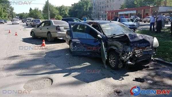 Новочеркаськ: пяний водій протаранив «Рено» з дітьми