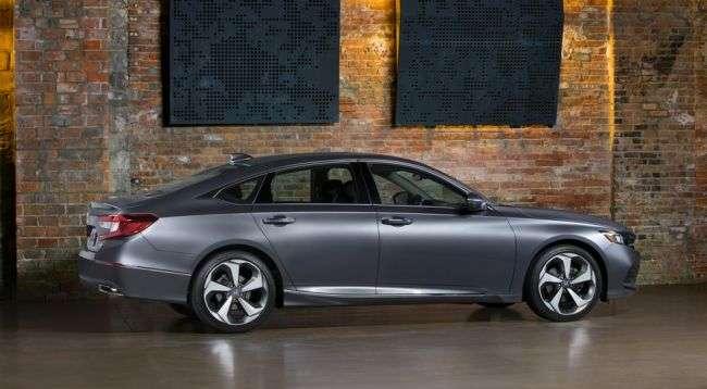 Стартувало виробництво седана Honda Accord нового покоління