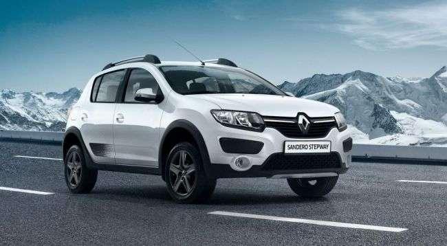 Renault Sandero Stepway в Росії отримав особливу версію Limited Edition