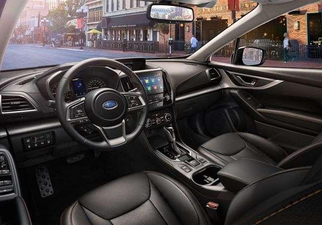 Названі російські ціни на «Subaru XV» нового покоління