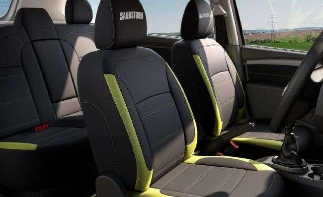 Renault Duster обзавівся новою спецверсией Sandstorm Edition