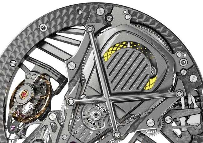 Lamborghini і Roger Dubuis представили годинник за 11 млн рублів