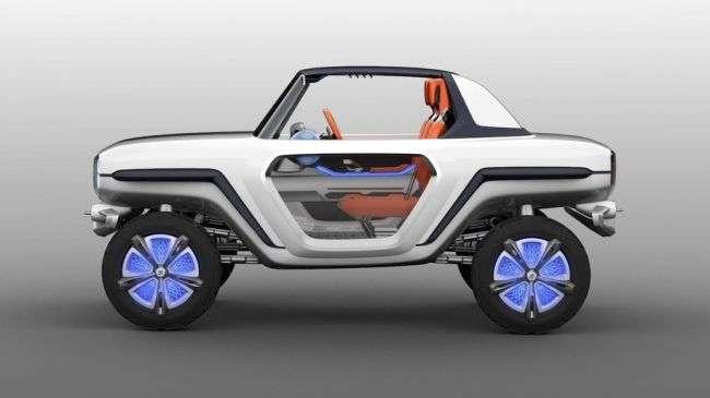 Suzuki представить позашляховик Suzuki e-Survivor на автосалоні в Токіо