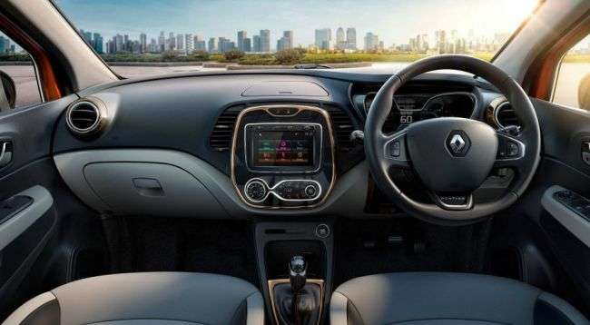 Компактний кросовер Renault Captur виходить на новий ринок