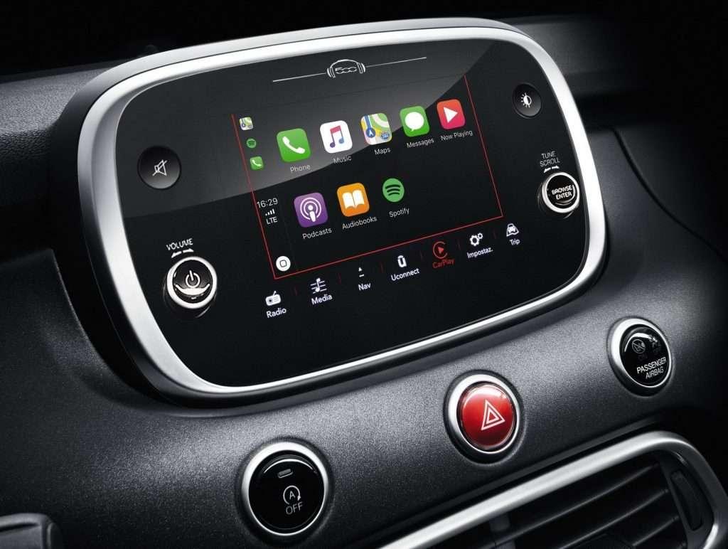 Fiat оновив кросовер Fiat 500X до 2018 модельного року