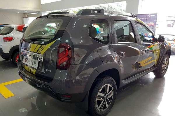 Особлива версія Renault Duster Sandstorm Edition дісталася до дилерів