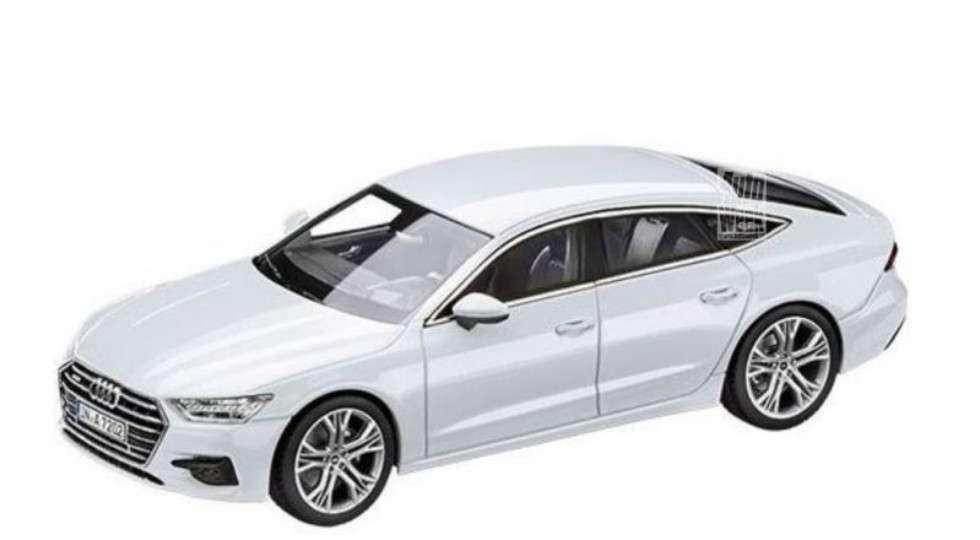 Розсекречений дизайн нового покоління фастбека Audi A7 Sportback