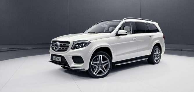 У Mercedes-Benz GLS зявилася нова версія Grand Edition