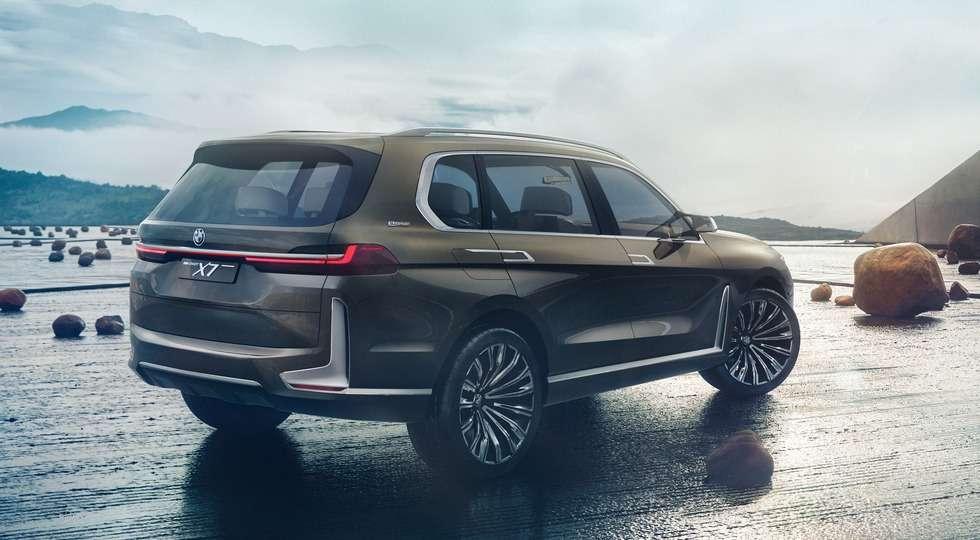 BMW назвала дату початку продажів нових BMW X2 і BMW X7 в Росії