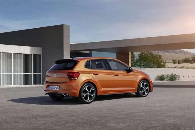 Новий Volkswagen Polo на британському ринку оцінили від 13 855 фунтів