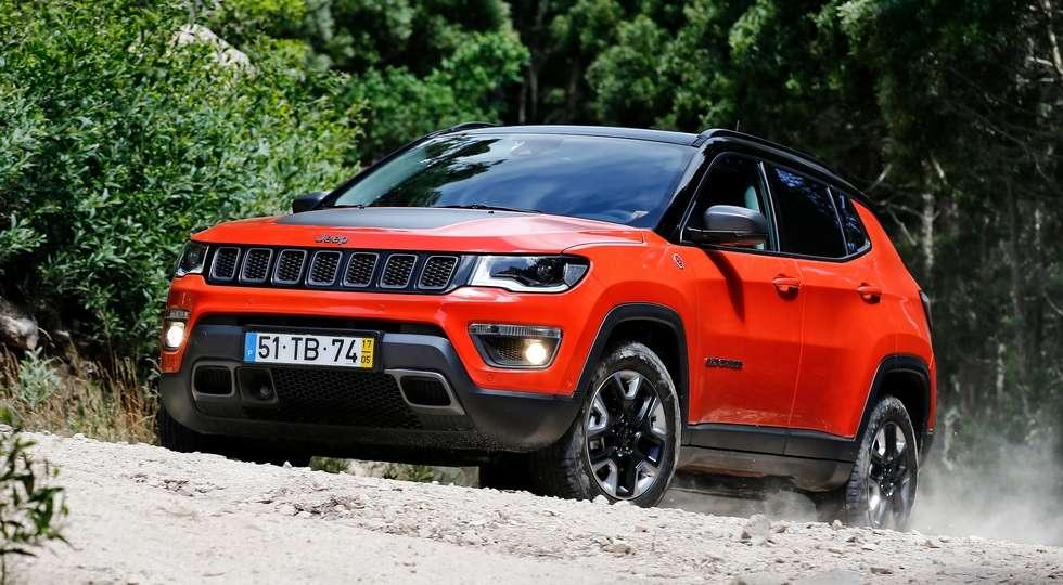 У нового Jeep Compass для Росії буде два двигуна