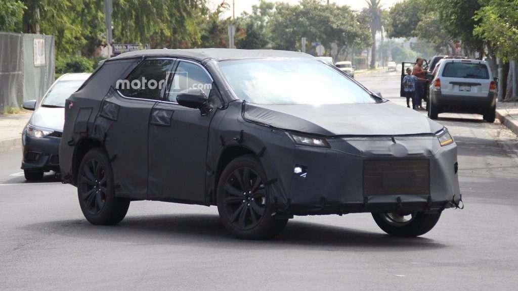У Токіо відбудеться презентація нового концепту кросовера Lexus