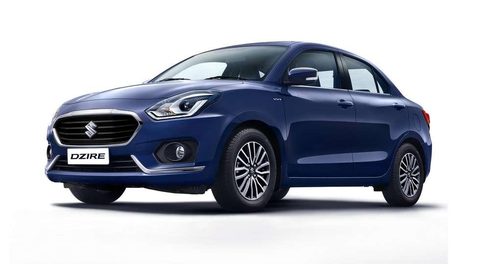 Новий седан Maruti Suzuki Dzire в Індії замовили на три місяці вперед