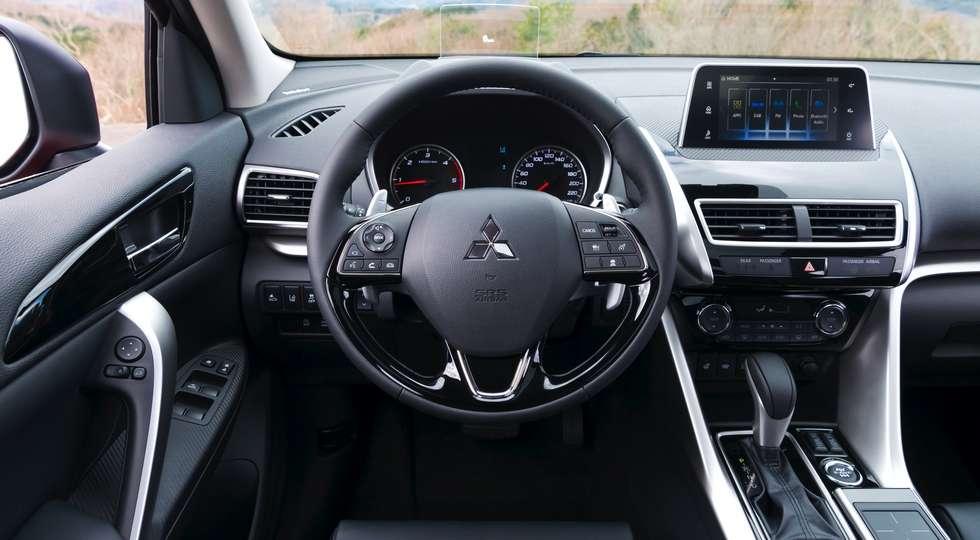 Mitsubishi почав поставки нового Eclipse Cross європейських дилерів