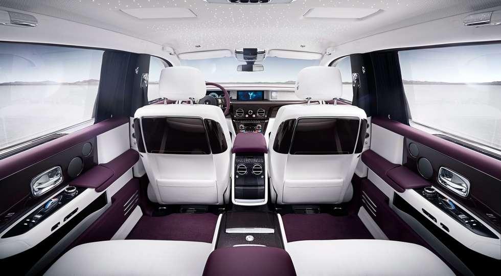 У Москві офіційно представлений новий Rolls-Royce Phantom