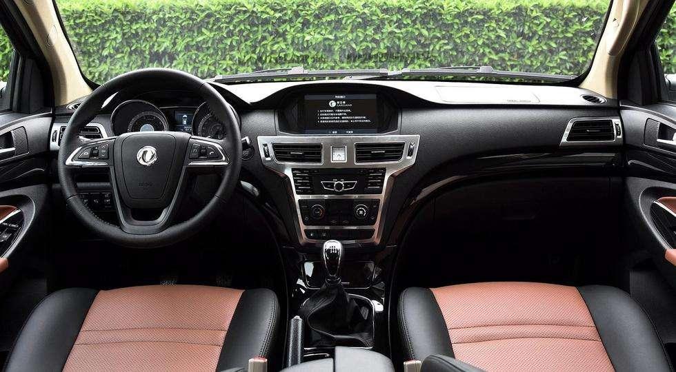 Dongfeng в КНР почав продажі рамного позашляховика Dongfeng S16